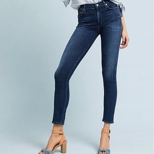 Citizens of Humanity Rocket Crop Jeans 27